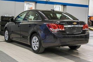 2015 Chevrolet Cruze LT  **GROUPE ELECTRIQUE ** CAMERA ** in Dollard-des-Ormeaux, Quebec - 6 - w320h240px