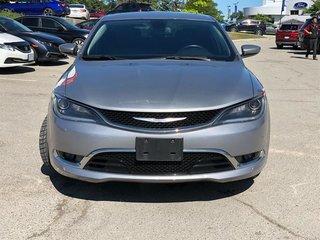 2015 Chrysler 200 C in Mississauga, Ontario - 2 - w320h240px