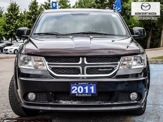 2011 Dodge Journey SXT   No Accidents   Push Start   Dual Zone A/C