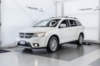 2014 Dodge Journey SXT / Limited in Langley, British Columbia - 3 - w320h240px