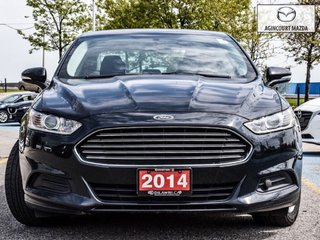 2014 Ford Fusion Tires >> Agincourt Mazda Pre Owned 2014 Ford Fusion Se No Accidents