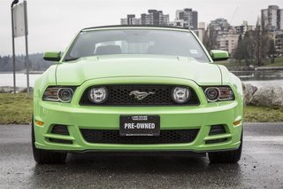 2014 Ford Mustang Convertible GT
