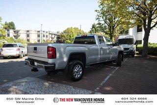 2015 GMC Sierra 3500 Crew 4x4 SLT / DRW in Vancouver, British Columbia - 2 - w320h240px