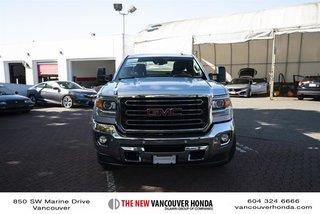 2015 GMC Sierra 3500 Crew 4x4 SLT / DRW in Vancouver, British Columbia - 5 - w320h240px