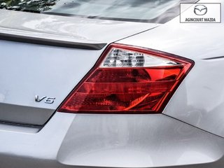 Honda Accord EX-L V6   Leather   Heated Seats   Sunroof 2009