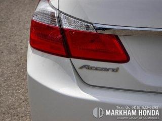 2015 Honda Accord Sedan L4 LX 6sp in Markham, Ontario - 5 - w320h240px