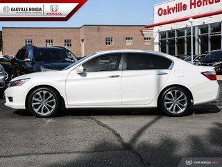 2015 Honda Accord Sedan L4 Sport CVT in Oakville, Ontario - 3 - w320h240px