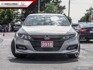 2018 Honda Accord Sedan 1.5T Sport-HS CVT in Oakville, Ontario - 2 - w320h240px