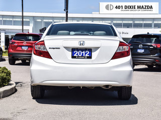 Honda Civic Sdn LX 2012