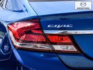 Honda Civic LX   No Accidents   Heated Seats   A/C   Keyless 2014
