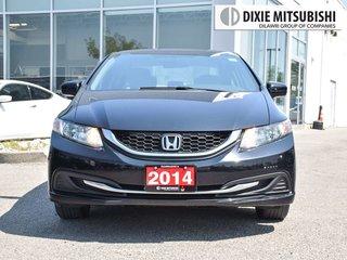 2014 Honda Civic Sedan LX CVT in Mississauga, Ontario - 3 - w320h240px