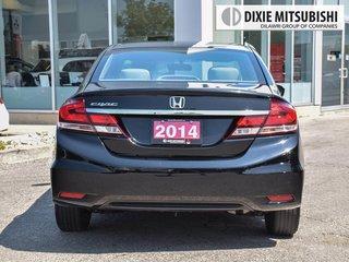 2014 Honda Civic Sedan LX CVT in Mississauga, Ontario - 5 - w320h240px