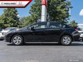 2014 Honda Civic Sedan LX CVT in Oakville, Ontario - 3 - w320h240px
