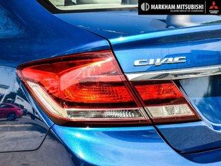 2015 Honda Civic Sedan LX CVT in Markham, Ontario - 6 - w320h240px