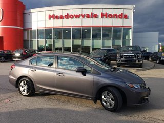 2015 Honda Civic Coupe LX CVT in Mississauga, Ontario - 4 - w320h240px