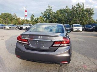 2015 Honda Civic Coupe LX CVT in Mississauga, Ontario - 5 - w320h240px