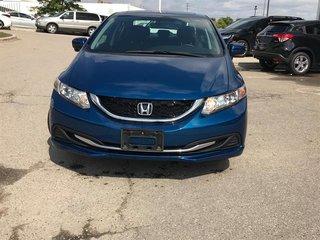 2015 Honda Civic Sedan EX CVT in Mississauga, Ontario - 2 - w320h240px