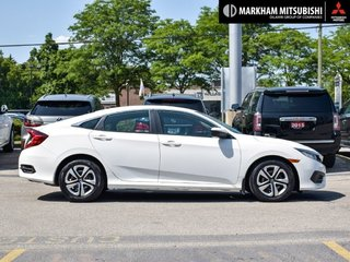2016 Honda Civic Sedan LX CVT in Markham, Ontario - 3 - w320h240px