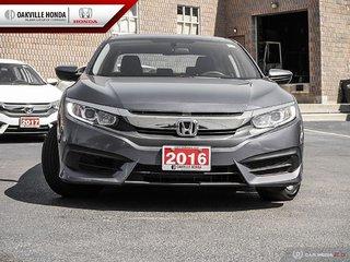 2016 Honda Civic Sedan LX CVT in Oakville, Ontario - 2 - w320h240px