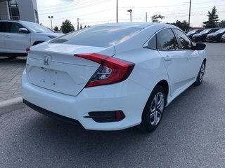 2017 Honda Civic Sedan LX CVT in Bolton, Ontario - 6 - w320h240px