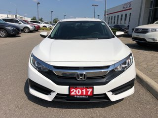 2017 Honda Civic Sedan LX CVT in Bolton, Ontario - 3 - w320h240px