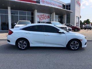2017 Honda Civic Sedan LX CVT in Bolton, Ontario - 5 - w320h240px