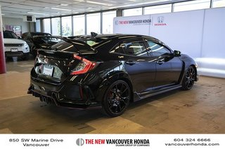 2017 Honda Civic Hatchback Type R 6MT in Vancouver, British Columbia - 6 - w320h240px