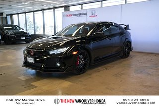 2017 Honda Civic Hatchback Type R 6MT in Vancouver, British Columbia - 4 - w320h240px