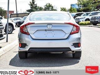 2017 Honda Civic Sedan LX CVT in Bolton, Ontario - 5 - w320h240px