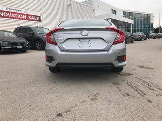 2017 Honda Civic Sedan LX CVT in Mississauga, Ontario - 5 - w320h240px