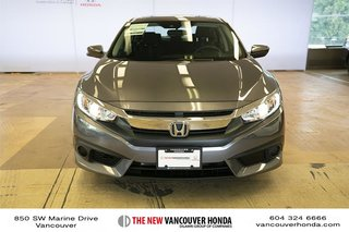 2018 Honda Civic Sedan EX CVT in Vancouver, British Columbia - 2 - w320h240px