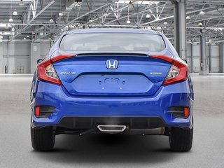 2019 Honda Civic Sedan Sport CVT in Mississauga, Ontario - 5 - w320h240px