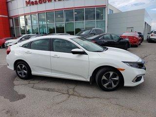 2019 Honda Civic Sedan LX CVT in Mississauga, Ontario - 2 - w320h240px