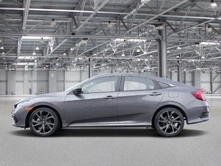 2019 Honda Civic Sedan Sport CVT in Mississauga, Ontario - 3 - w320h240px