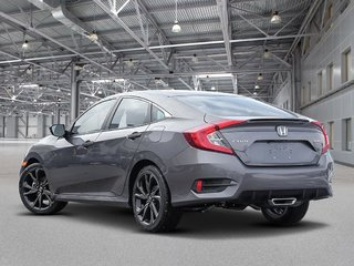 2019 Honda Civic Sedan Sport CVT in Mississauga, Ontario - 4 - w320h240px