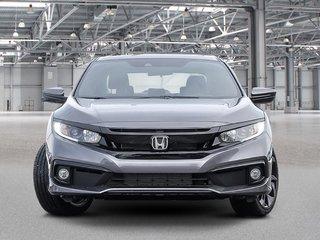 2019 Honda Civic Sedan Sport CVT in Mississauga, Ontario - 2 - w320h240px