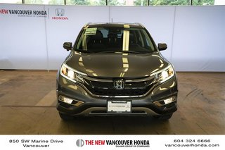 2016 Honda CR-V Touring AWD in Vancouver, British Columbia - 2 - w320h240px