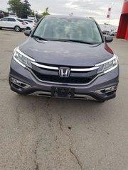 2016 Honda CR-V SE AWD in Mississauga, Ontario - 2 - w320h240px