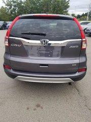 2016 Honda CR-V SE AWD in Mississauga, Ontario - 6 - w320h240px