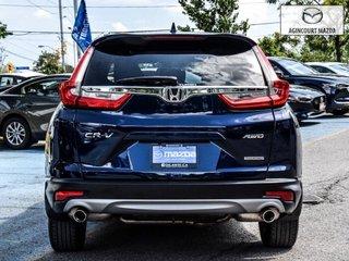 2018 Honda CR-V Touring   Pano   Lthr   Htd Sts   Navi   Tints