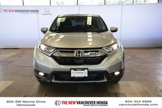 2018 Honda CR-V EX AWD in Vancouver, British Columbia - 2 - w320h240px