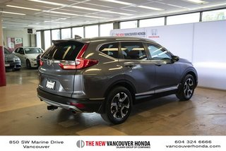 2018 Honda CR-V Touring AWD in Vancouver, British Columbia - 5 - w320h240px