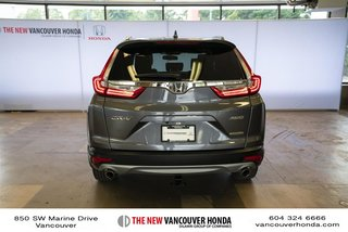 2018 Honda CR-V Touring AWD in Vancouver, British Columbia - 6 - w320h240px
