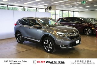 2018 Honda CR-V Touring AWD in Vancouver, British Columbia - 3 - w320h240px