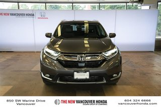 2018 Honda CR-V Touring AWD in Vancouver, British Columbia - 2 - w320h240px