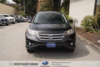 2012 Honda CRV EX-L 4WD at