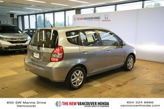 2008 Honda Fit Hatchback DX 5sp in Vancouver, British Columbia - 5 - w320h240px