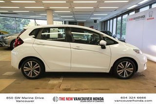2015 Honda Fit EX-L Navi CVT in Vancouver, British Columbia - 4 - w320h240px