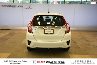 2015 Honda Fit EX-L Navi CVT in Vancouver, British Columbia - 6 - w320h240px