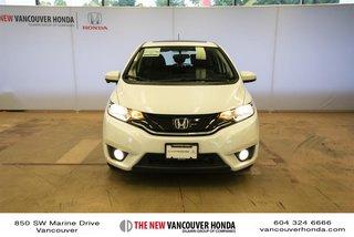 2015 Honda Fit EX-L Navi CVT in Vancouver, British Columbia - 2 - w320h240px